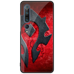 На Алиэкспресс купить стекло для смартфона for xiaomi 10 pro phone case world of warcraft wow horde alliance game unique tempered glass hard cover black tpu 9 8 se cc9e