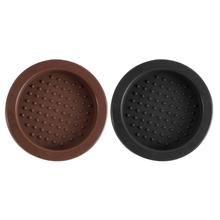 Null Siliconen Koffie Tamper Houder Pad Ronde Mat Stand Thicken Anti-Skid Antislip Espresso Poeder Maker Machine vervanging cheap OOTDTY Cn (Oorsprong)