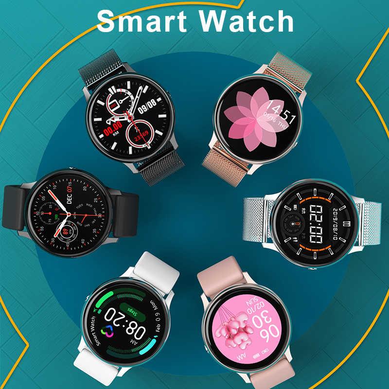 MAFAM DT88 Pro 2020 inteligentne zegarki kobiety mężczyźni ekg pulsometr Bluetooth muzyka Fitness Tracker długa żywotność baterii dla huawei