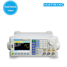Function Arbitrary Waveform Generator MFG-2125 2140  2160 Bandwidth 2-Channel 3.5 inch LCD Matrix Tester