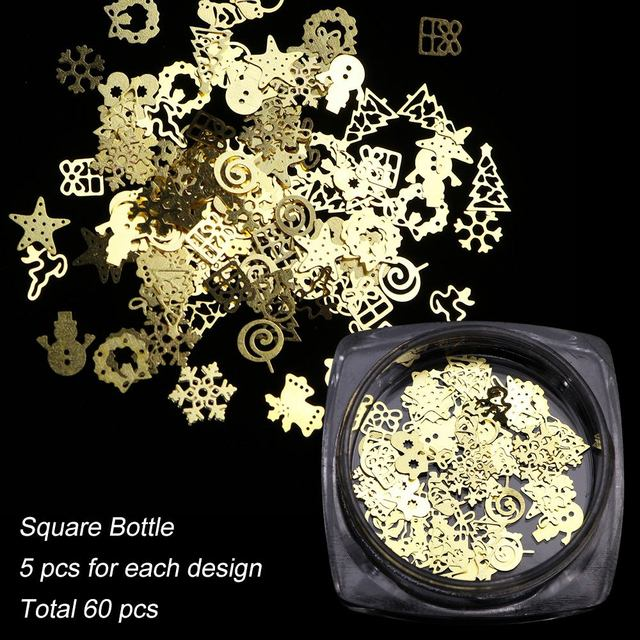 886-Square Bottle