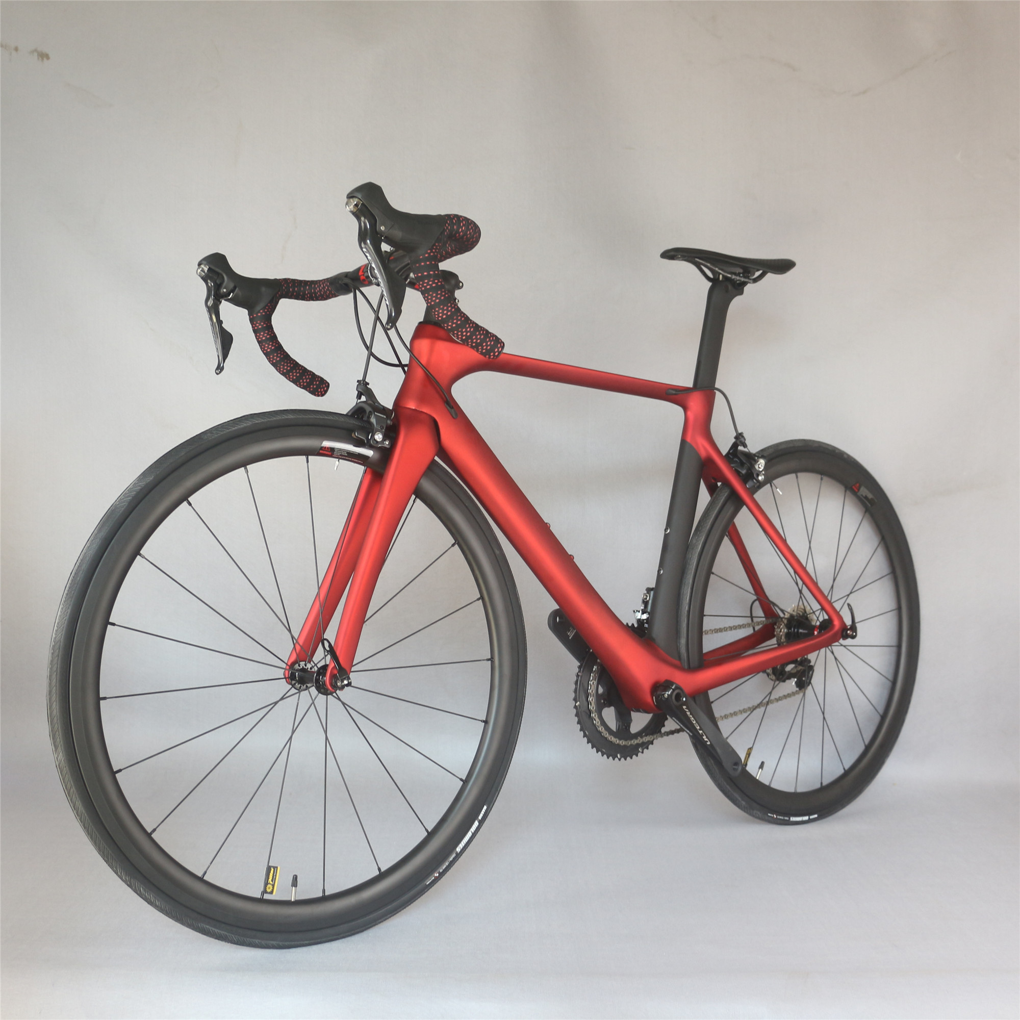 Seraph custom paint 47.5/50.5/53.5cm BSA Aero carbon road complete bike FM268 with SHIMAN00 R8000 groupset