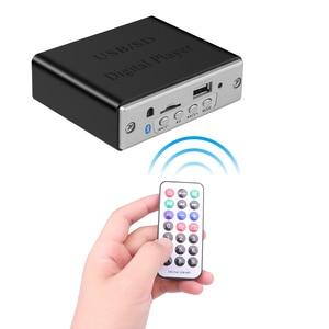 Image 3 - KEBIDU Bluetooth5.0 MP3 Decoding Board Module Wireless Car USB MP3 Player TF Card Slot / USB / FM / Remote Decoding Board Module