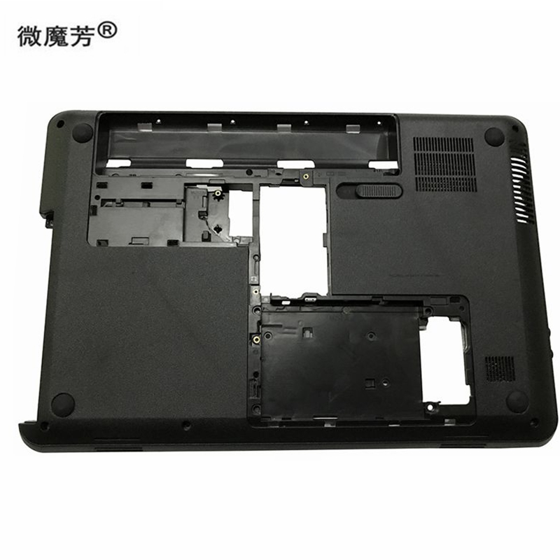 New Bottom case Base Bottom Cover Assembly For HP 1000 <font><b>450</b></font> 455 CQ45 CQ45-m00 6070B0592901 685080-001 lower case image