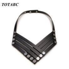 Pendants Fashion Jewelry Necklaces Harajuku-Accessories Black Women TOTABC for Female