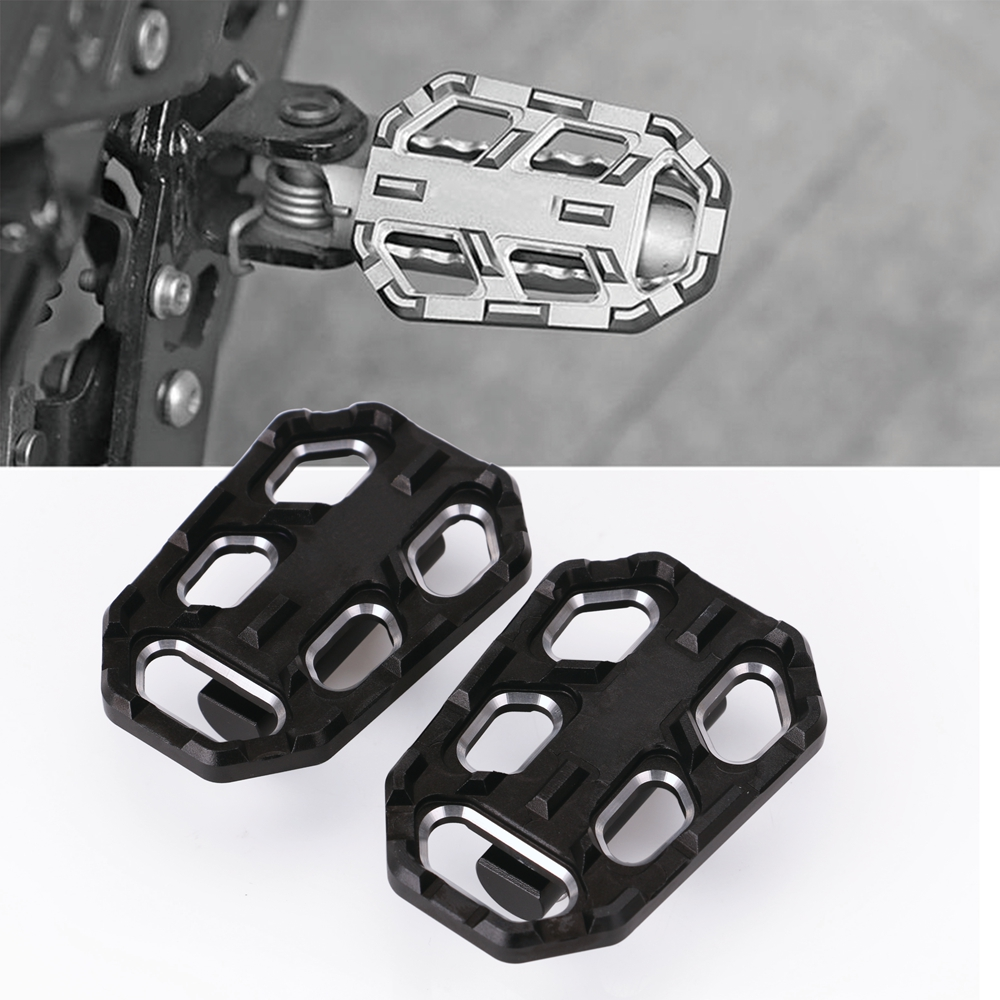 For BMW G310GS R1200GS S1000XR F750GS F850GS​ Motorcycle  Amplification Wide Motorcycle Pedal Foot Pegs Pedals Rest Footpegs
