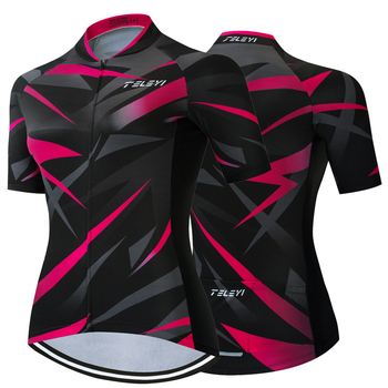 Lady Cycling Clothing Road Bike Jersey Summer Women Short Sleeve Shirt Female Bicycle Wear MTB Clothes Ropa Ciclismo Quick Dry new ant quick dry cycling jersey summer short sleeve mtb bike clothing ropa maillot ciclismo racing bicycle clothes 5101