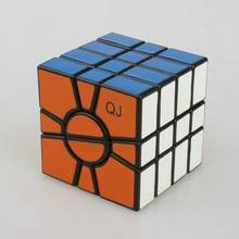 Qiji Super Sq Magische Kubus Qj Vierkante SQ1 2/4 Cubo Magico Professionele Neo Speed Cube Puzzel Antistress Speelgoed Voor Kinderen