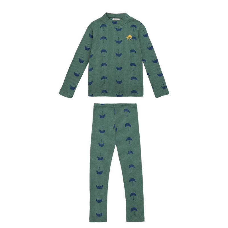2020 Autumn Winter Girls Clothing Sets Pajama Sets Kids Clothes Vestidos  Long Sleeved T shirts+ Leggings Christmas Clothing 8