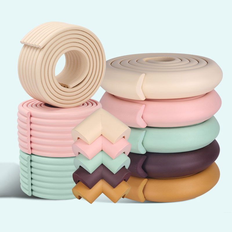 2M Protection From Children Corner Protector Baby Safety Table Desk Angle Guards Strip Security Baby Corner Cover Protector Tape