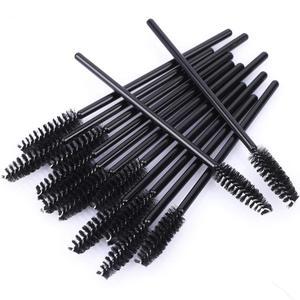 Image 5 - Pinceaux à Mascara jetables pour Extension de cils, 1000 pièces/paquet, Mini pinceaux de maquillage
