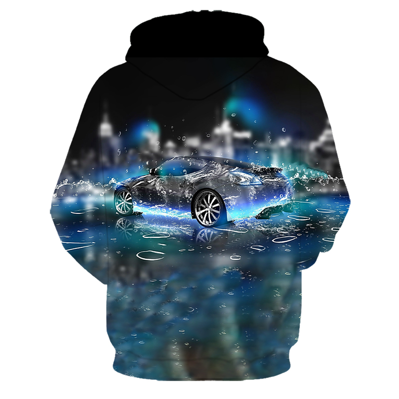 3D Printed Abstract Hoodies Men&Women 24