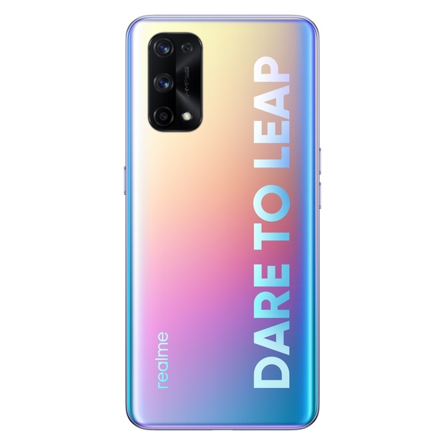 Realme X7 Pro 5G Smartphone Dimensity 1000+ 120Hz screen refresh rate 6.5 inch 4500mAh 65W fast charge 64MP NFC Cellphones