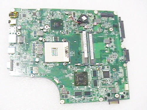 Laptop <font><b>Motherboard</b></font> For <font><b>Acer</b></font> 5820 <font><b>5820TG</b></font> DAZR7BMB8E0 MBPTN06001 HM55 DDR3 HD5650 graphics card 100% fully tested image