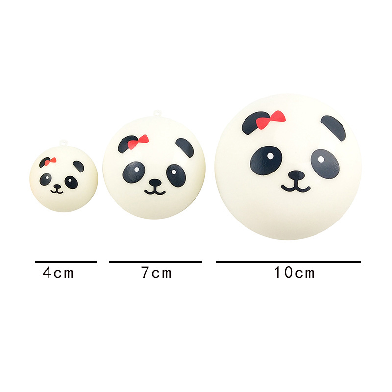 Funny Toys Squeeze Panda Adult Stress Squishy Expression Anxiety Kawaii Christmas-Gift img3
