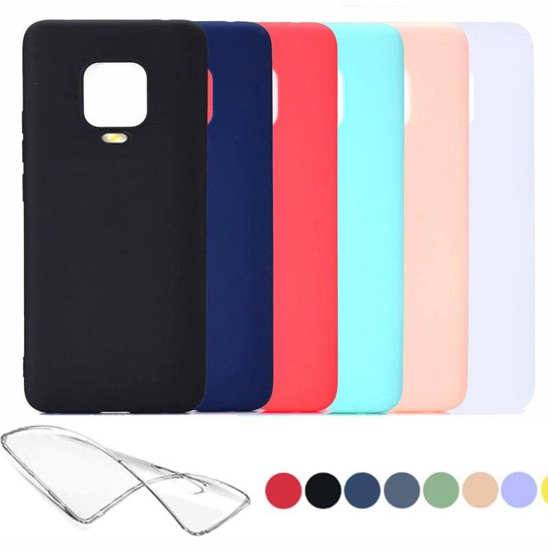 Soft Cover For Xiaomi Redmi Note 9S Pro Max Case Mi 9 Lite Se 8 9T CC9 K20 K30 Transparent Silicone Case For Redmi Note 9S Cover