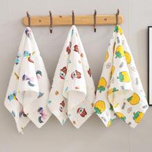 Ręcznik dla niemowląt bawełna 6 warstw gaza dzieci noworodka ręcznik do mycia rąk ręcznik do mycia dzieci ręcznik dla niemowląt niemowlę Cartoon miękki ręcznik do twarzy 34*75cm tanie tanio SexeMara 100 bawełna 10-12 miesięcy 19-24 miesięcy 4-6 miesięcy 7-9 miesięcy 13-18 miesięcy 2 lat w górę 0-3 miesięcy