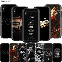 Webbedepp Arctic Monkeys Fall für Apple iPhone 11 Pro XS Max XR X 8 7 6 6S Plus 5 5S SE(China)