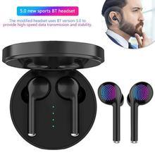 Sport Wireless Earphone Music Earbuds Headset Handsfree Bluetooth