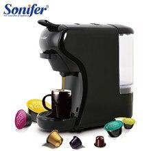 Кофемашина Expresso, Капсульная эспрессо, машина для приготовления кофе, порошок Dolce Gusto Nespresso, Многофункциональная капсула, подарок Sonifer