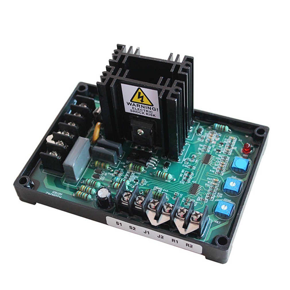 GAVR-15A AVR 15A Automatic Voltage Regulator Stabilizer Module for Universal Brushless Generator Parts