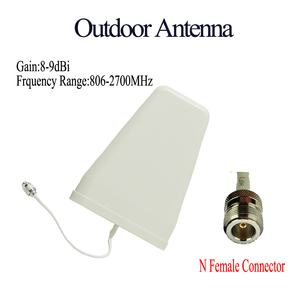 Image 5 - ZQTMAX 2G 4G Mobile Amplifier Dual Band 900 1800MHz GSM DCS LTE Cellular Signal Booster with cable antenna set
