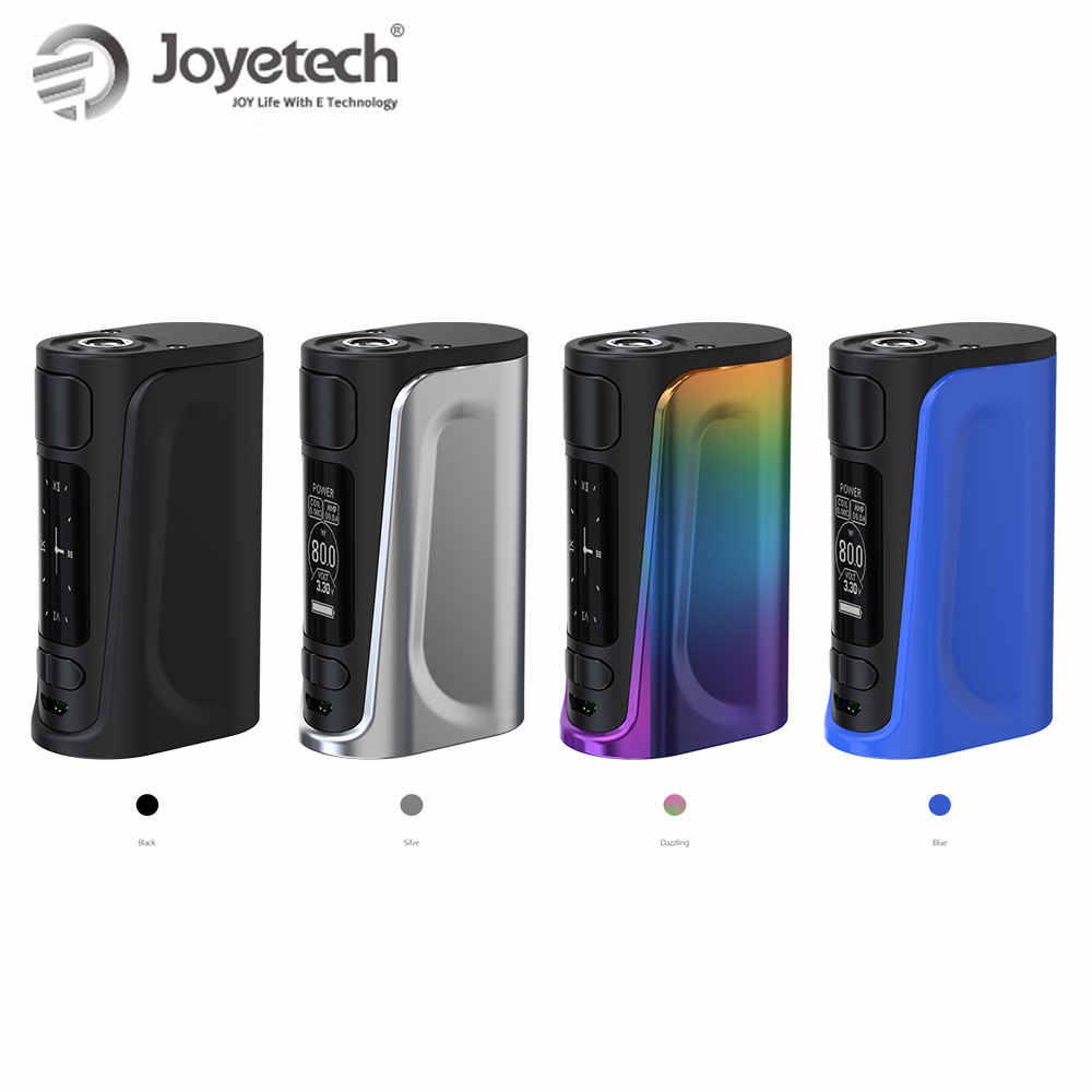 Original 80W Joyetech caja mod eVic Primo Fit/cubo mini batería no 18650 Battery fit ProCore Aries del atomizador del E-cigarrillo