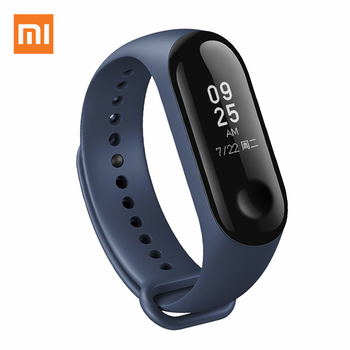 Xiaomi Mi Band 3 Smart Wristband Fitness Bracelet Miband OLED 0.78inch Big Screen Heart Rate 5ATM Waterproof Bluetooth Smartband 1
