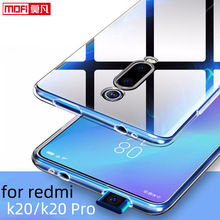 Klarer Fall Für Xiaomi Redmi K20 Fall K20 Pro Abdeckung Silicon Ultra Dünne Funda Mofi Transparent Zurück 6,39 Xiaomi Redmi k20 Pro Fall