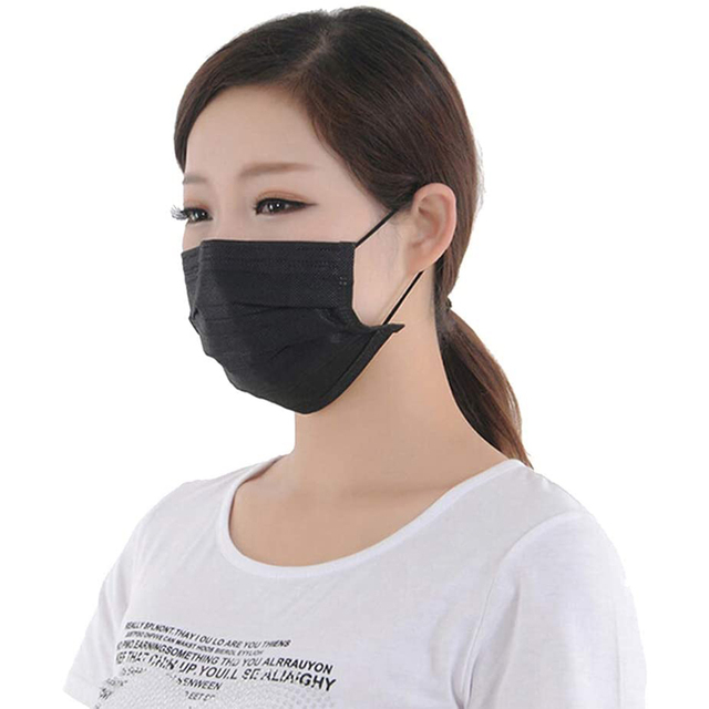50Pcs Disposable Breathable Anti Bacteria Dustproof Protection Mouth FaceMask маска тканевая для лица In stock fast shipments 5