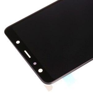 """Image 5 - Display LCD AMOLED Super da 6.0 """"per Samsung Galaxy A7 2018 A750 Display A750F con gruppo Touch Screen parte di ricambio"""
