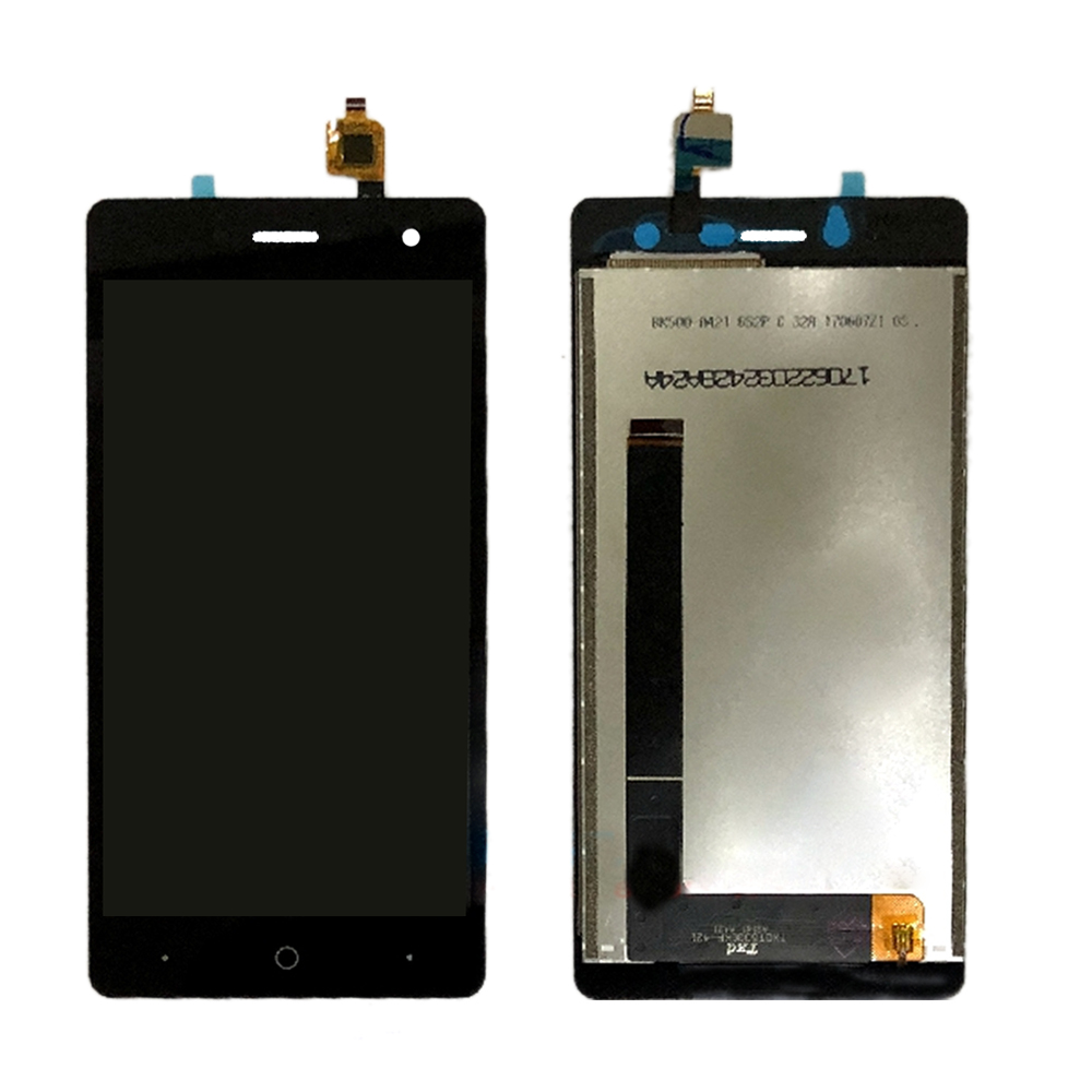 For ZTE Blade L7 <font><b>A320</b></font> <font><b>LCD</b></font> Display Touch Screen Digitizer Assembly Screen Glass Panel For ZTE L7 <font><b>A320</b></font> <font><b>LCD</b></font> Screen Display image