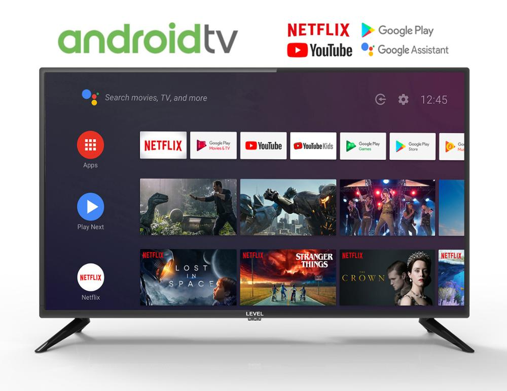 Hot Sale Smart Tv Level Google 32 Inch 31-39