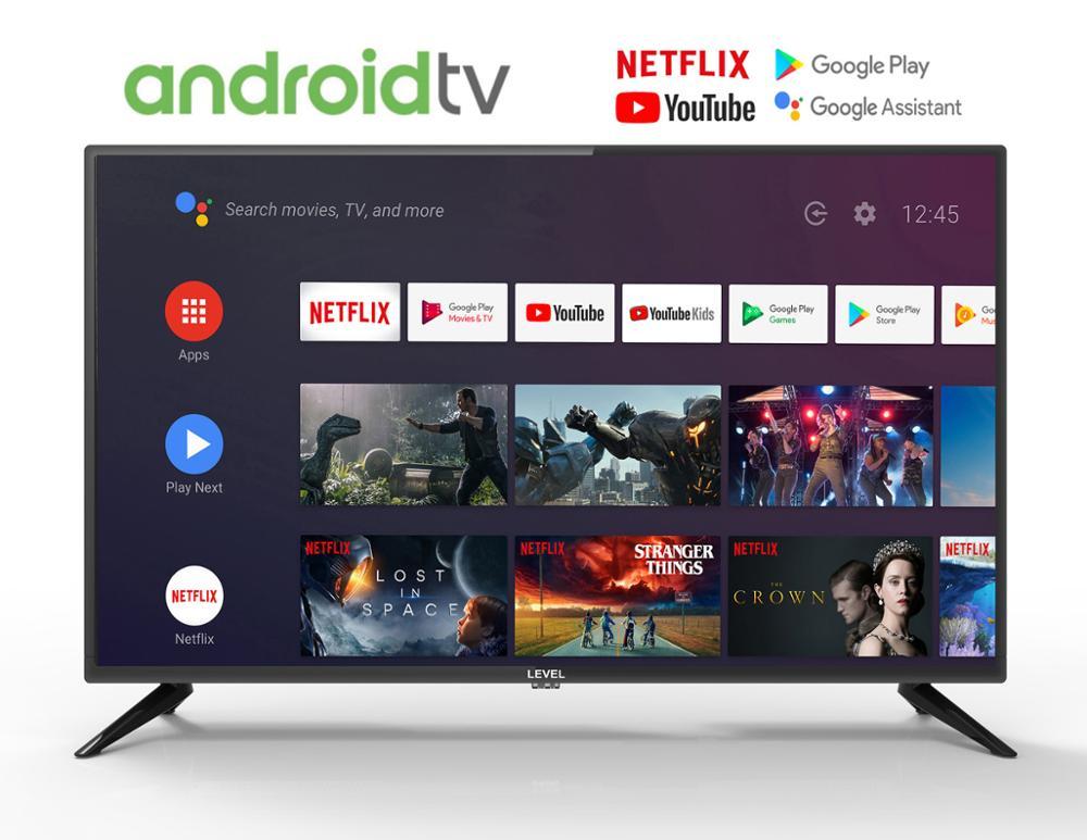 Hot Sale Smart Tv Level Google 32 Inch 31-39