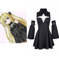 High Q Unisex Anime Cos To LOVE Darkness Eve Daily Uniform suit Cosplay Costumes Sets