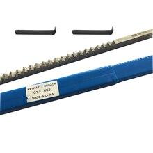 8 мм C нажимного типа шпоночный Broach HSS метрический размер CNC станок
