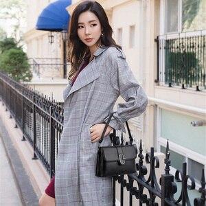 Image 2 - 2019 Summer Style Woman Bags For Women 2018 Lock Sac A Main Leather Luxury Handbags Women Bags Designer Women Messenger Bags