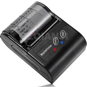 Image 5 - POS 58MM Bluetooth Thermische Empfang Drucker Tragbare Mobile Wireless Empfang Maschine für Windows Android iOS Telefon 80 mm/s geschwindigkeit