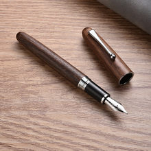 Ручка перьевая jinhao с тонким наконечником 07 мм металлическая