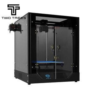 Image 4 - Twotrees האיחוד האירופי רוסית מחסן 3D מדפסת ספיר פרו מדפסת DIY BMG מכבש COREXY ספיר DIY ערכות 3.5 אינץ מגע מסך