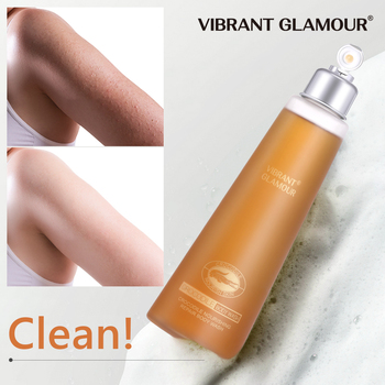 VIBRANT GLAMOUR Crocodile Repair Shower Gel Anti-acne Cleaning skin whitens brightens prevents clogging of skin pores Body Care 1