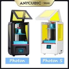 2020 yeni ANYCUBIC Photon foton S/foton sıfır 3D yazıcı 405nm matris UV modülü SLA 3d yazıcı UV reçine yazıcı impresora 3d