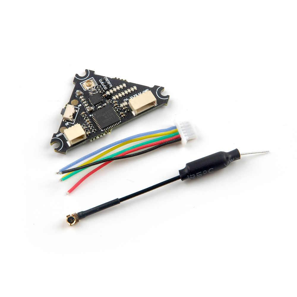 Runcam Nano 2 700TVL 1/3 CMOS 2.1mm kamera FPV specjalna w/diament VTX 5.8G 40ch VTX DVR dla Mobula7 Larva X RC FPV Racing Drone
