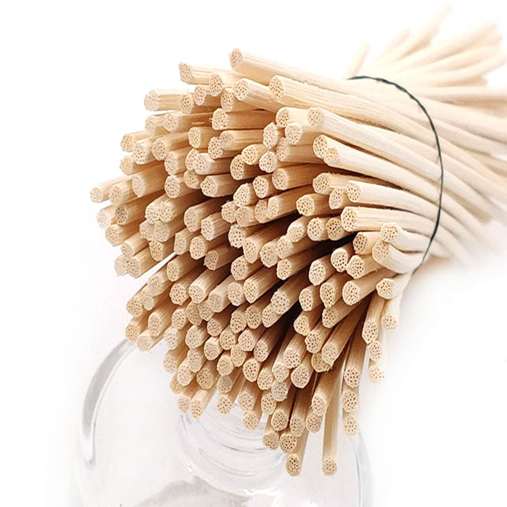 500pcs 30cmx3mm Rattan Reed Diffuser Sticks Replacement Refill Rattan Sticks For Home Decoration
