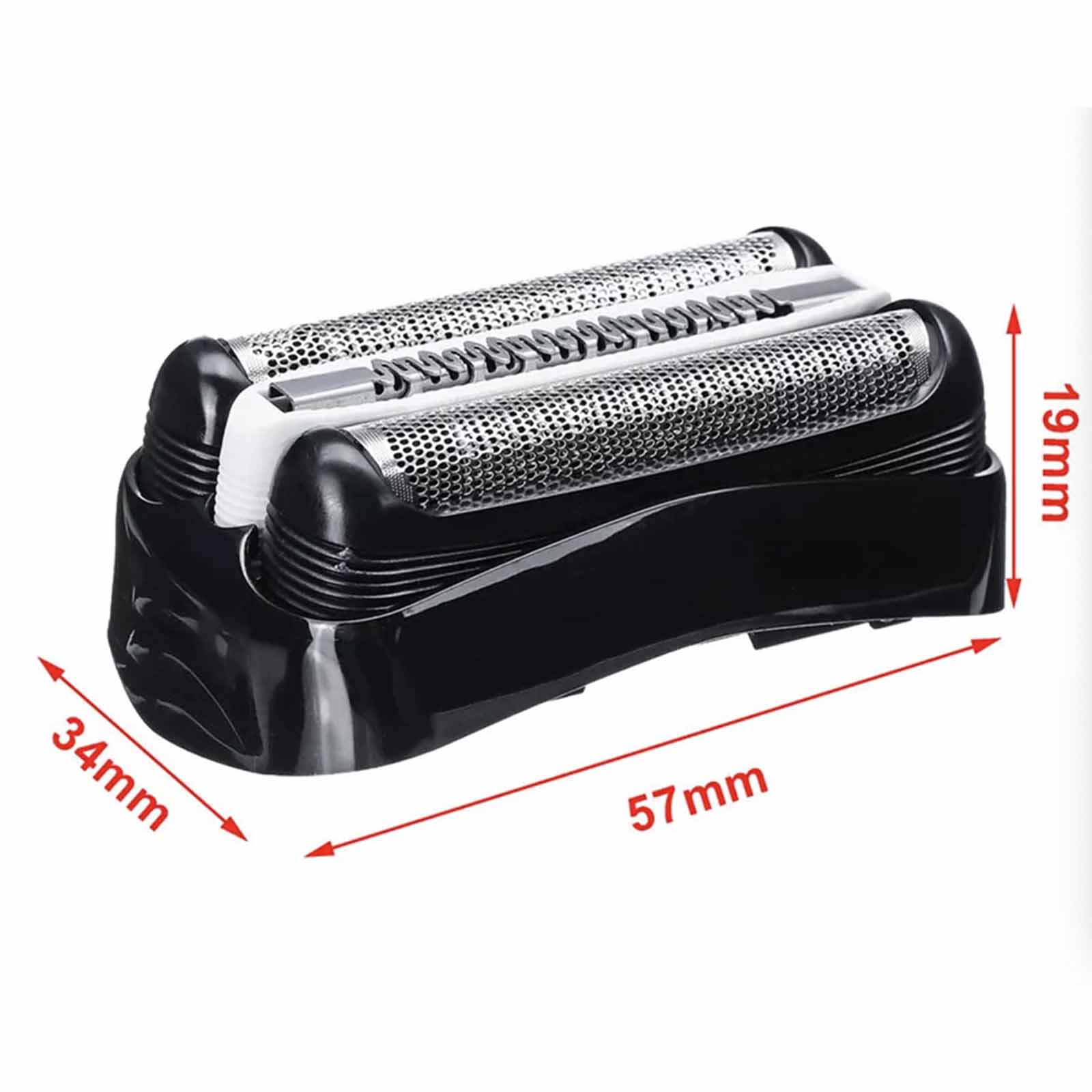 Image 5 - For Braun Electric Shaver Head Accessories Foil Cutter Head Cassette 32B 32S for Braun Electric Razor Shaver Series 3 320 330-in Personal Care Appliance Parts from Home Appliances