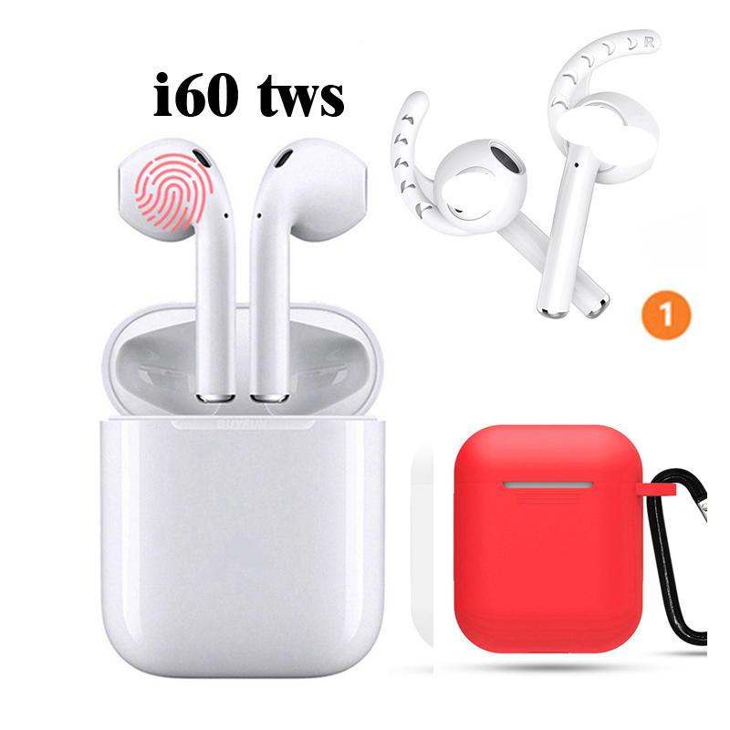 Vieille ville i60 tws i60tws sans fil Bluetooth casque 5.0 tactile subwoofer PK i10 i11 i12 i16 i18 i19 i20 tws i30 w1 puce 1:1