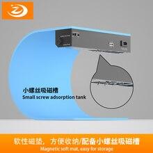 Chuyên Nghiệp LCD Máy Riêng Biệt Màn Hình Mở Dụng Cụ Sửa Chữa Với Phát Hiện Bụi Đèn Cho iPhone iPad Samsung Máy Tính Bảng Điện Thoại Di Động