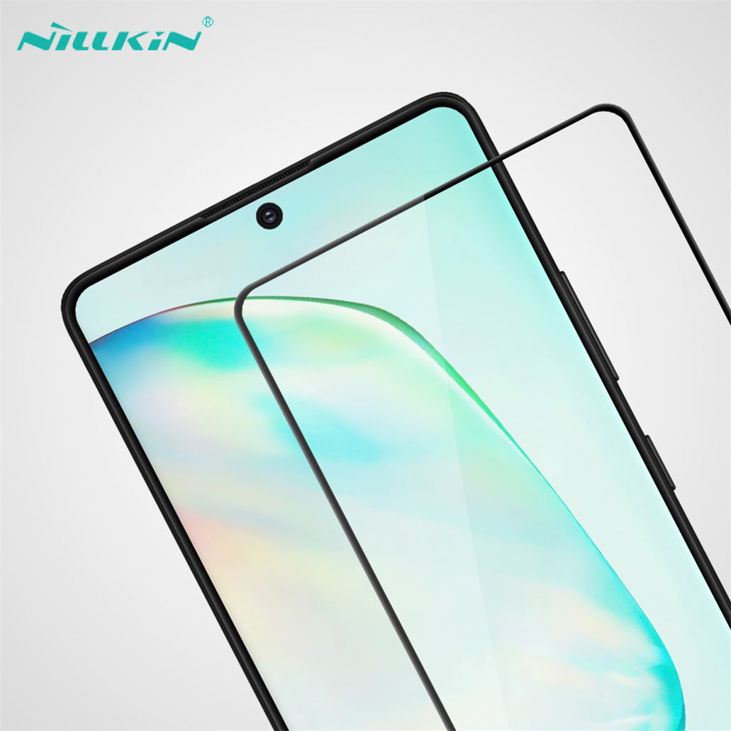 For Samsung Galaxy S10 Lite Tempered Glass Nillkin CP+PRO Anti-Explosion 2.5D Full Screen Protector For Samsung Note 10 Lite