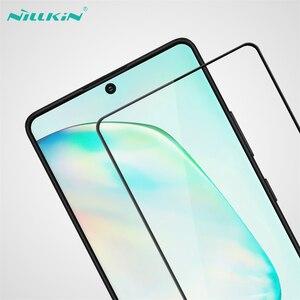 Image 1 - Para Samsung Galaxy S10 Lite de vidrio templado Nillkin CP + PRO Anti explosión 2.5D Protector de pantalla completa para Samsung Note 10 Lite
