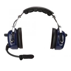 Image 3 - Earbud General Aviation Headset, Dual Plug Pilot Headphone, 3.5mm Noise Reduction Headset for Pilots